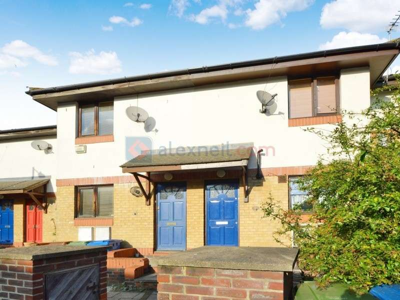 2 Bedrooms Terraced House for sale in Oxley Close, South Bermondsey SE1
