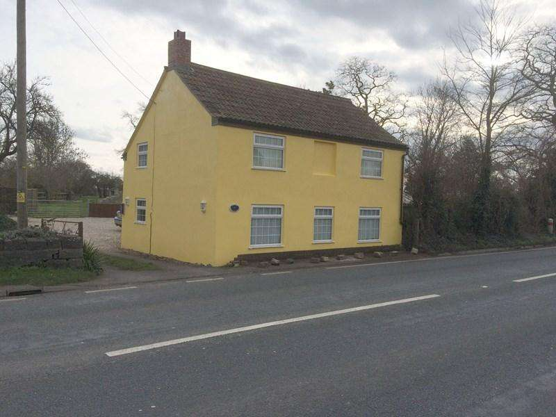 3 Bedrooms Detached House for sale in Tarnock
