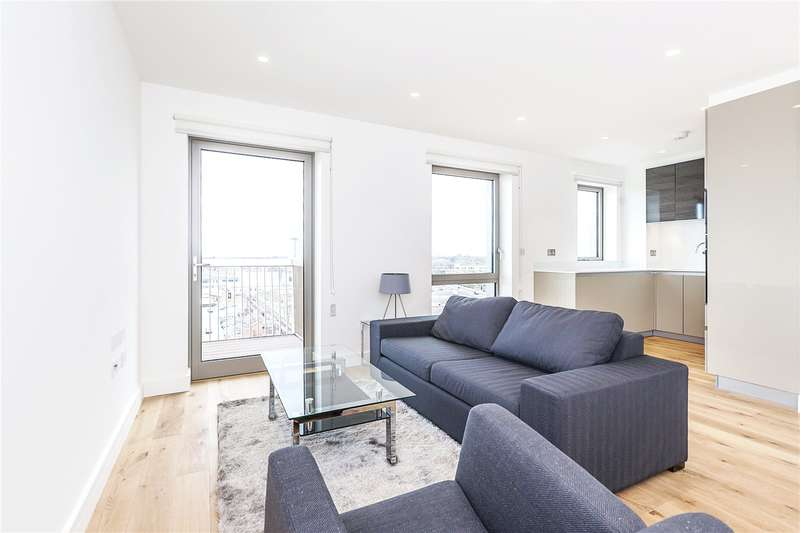 1 Bedroom Flat for sale in Bywell Place, London, E16