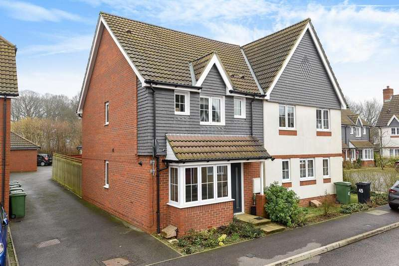 3 Bedrooms Semi Detached House for sale in Boughton Monchelsea, Maidstone