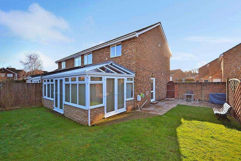 3 Bedrooms Semi Detached House for sale in Harrow Road, Leighton Buzzard