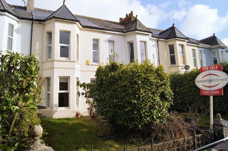 3 Bedrooms Terraced House for sale in Yelverton