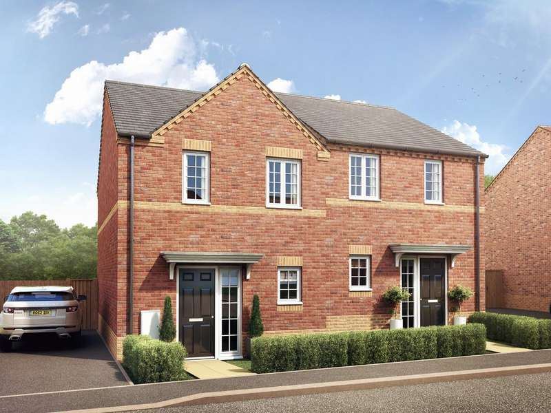 2 Bedrooms Semi Detached House for sale in Ashenford Campden Road, Shipston-On-Stour