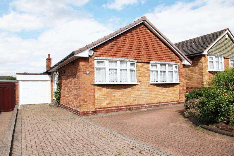 2 Bedrooms Detached Bungalow for sale in Greenway Drive, Sutton Coldfield