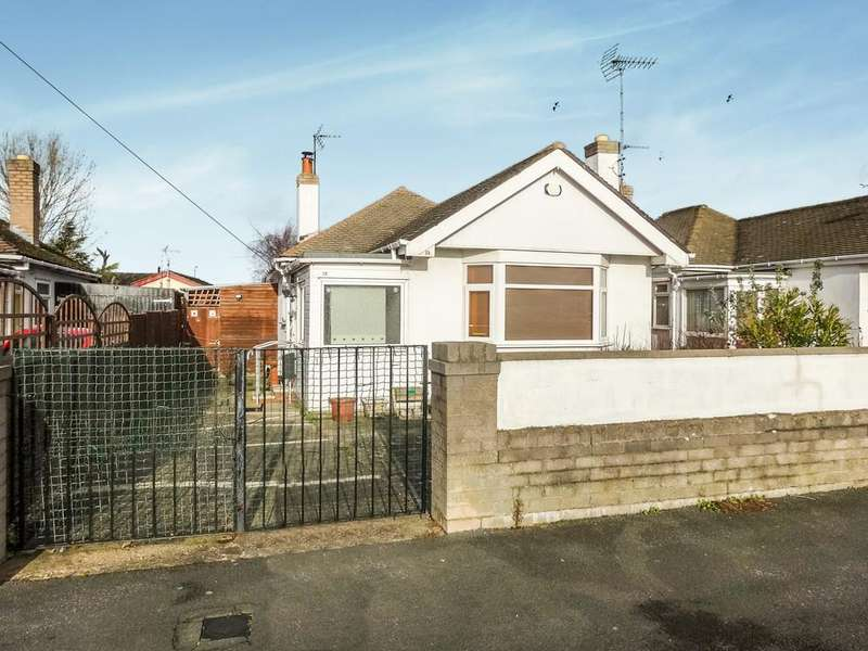 2 Bedrooms Detached Bungalow for sale in Leonard Avenue, Rhyl