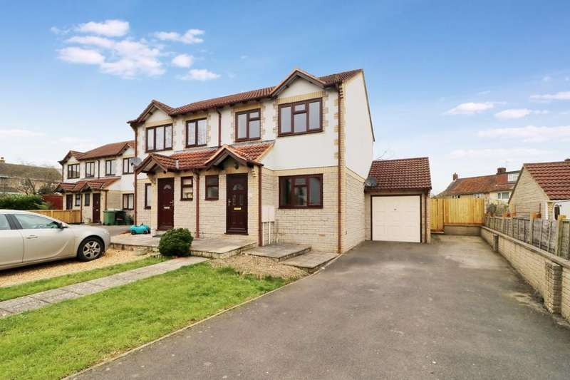 3 Bedrooms Semi Detached House for sale in Aquara Close, Street