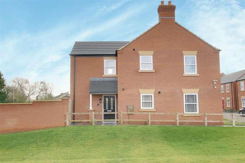 2 Bedrooms Flat for sale in Hazel Walk, Alford
