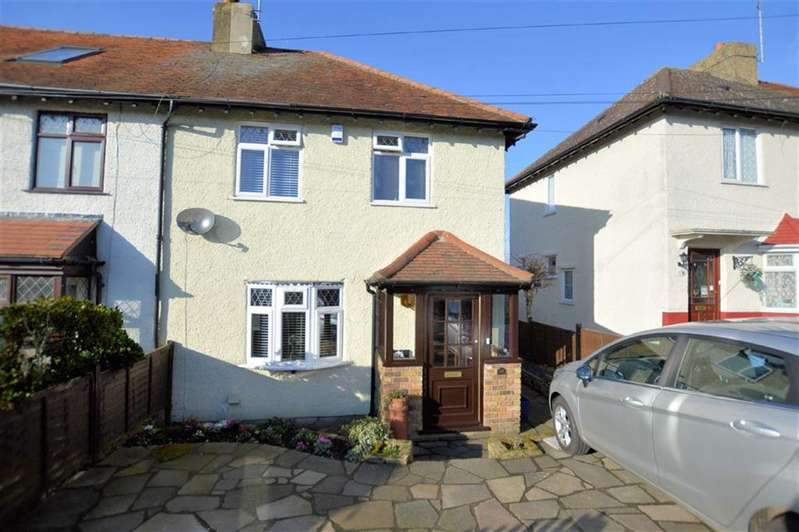 3 Bedrooms Semi Detached House for sale in ShaftesburyRoad, Epping