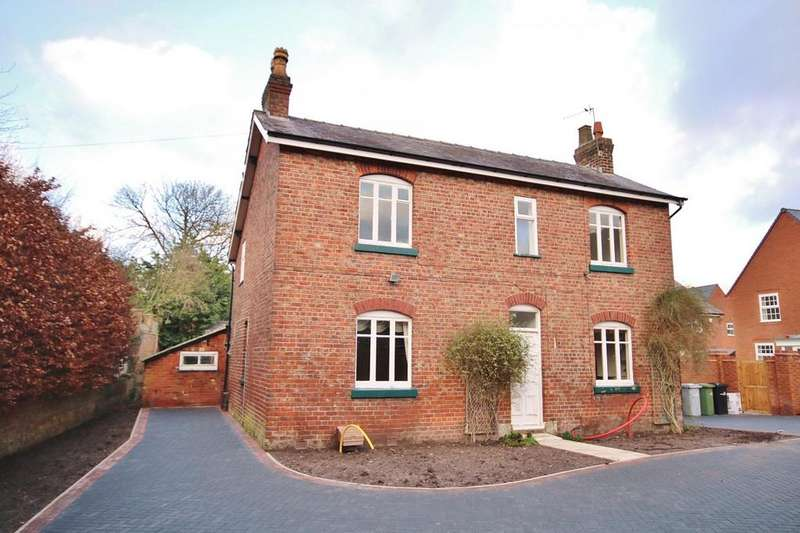 3 Bedrooms Detached House for sale in Off Bletchley Park Way, Wilmslow