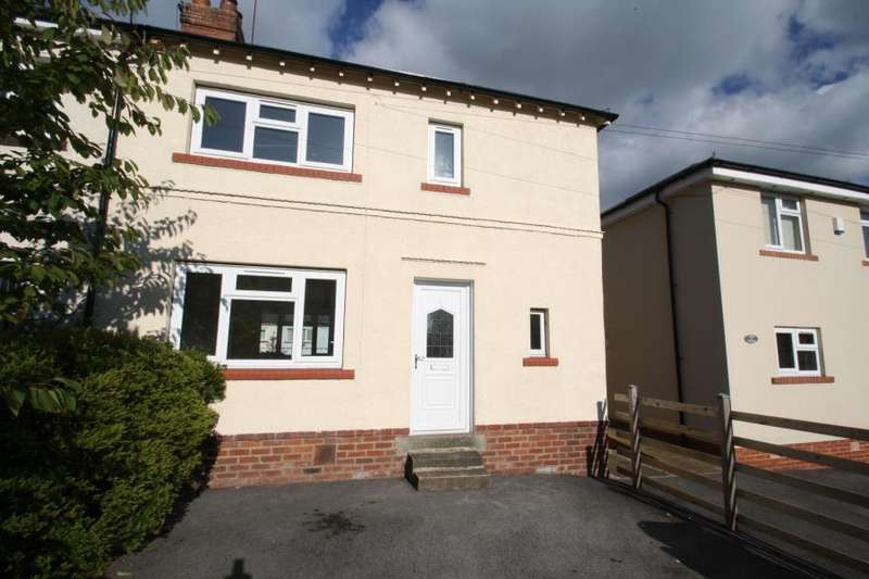 2 Bedrooms Semi Detached House for rent in CHIPPENDALE RISE OTLEY LS21 2BL