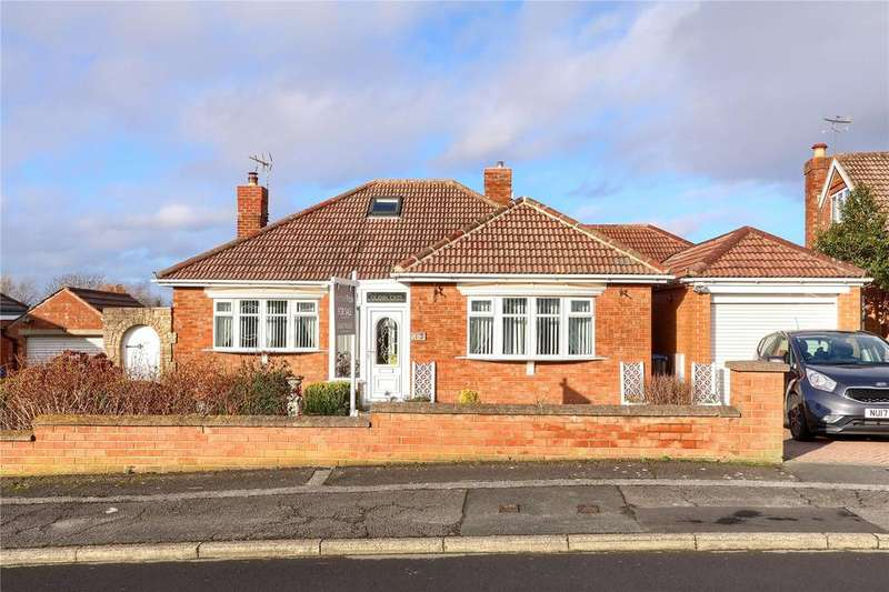 3 Bedrooms Detached Bungalow for sale in Glenn Crescent, Marton