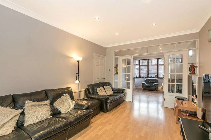 3 Bedrooms End Of Terrace House for sale in Grasmere Avenue, Wembley, HA9