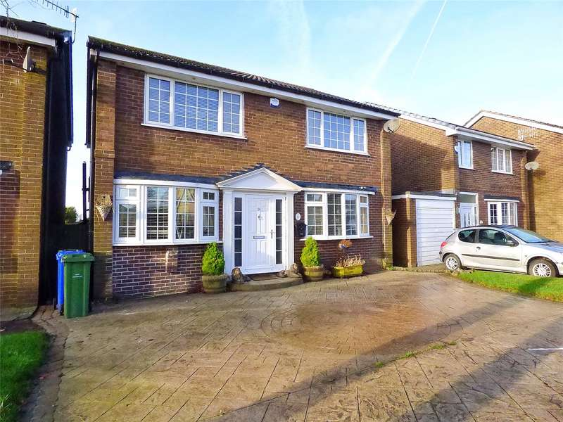 4 Bedrooms Detached House for sale in Four Lanes, Mottram, Hyde, Greater Manchester, SK14