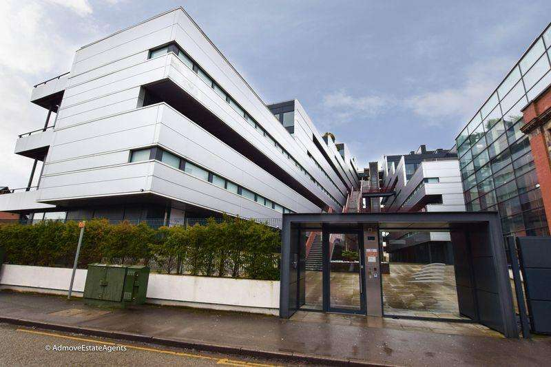 2 Bedrooms Apartment Flat for sale in Budenberg, Altrincham