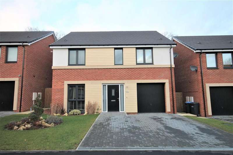 4 Bedrooms Detached House for sale in Stewart Park Avenue, Middlesbrough