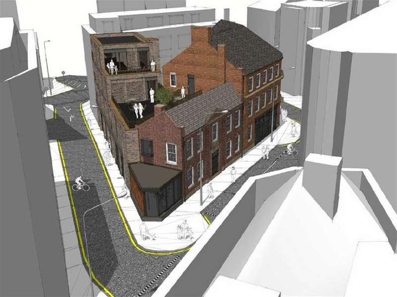 16 Bedrooms Land Commercial for sale in Rutland Street, Leicester