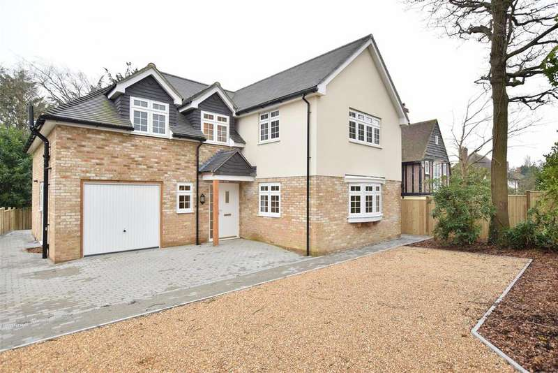 4 Bedrooms Detached House for sale in Harley Shute Road, St. Leonards-On-Sea