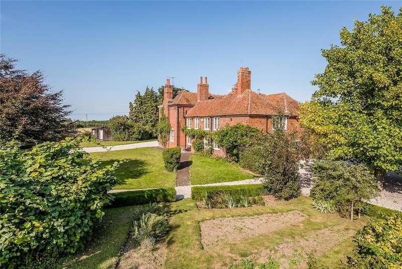 7 Bedrooms Detached House for sale in Homestall Lane, Goodnestone, Faversham, Kent