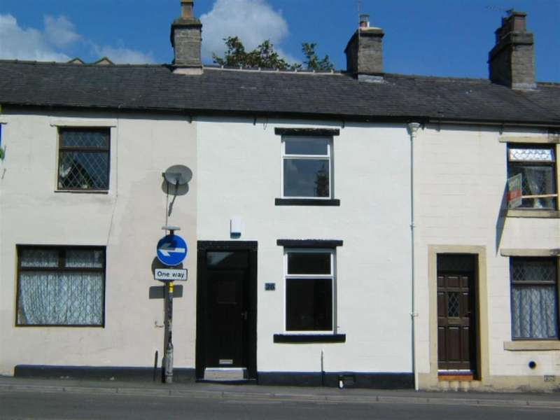 2 Bedrooms Terraced House for rent in Lowergate, Clitheroe