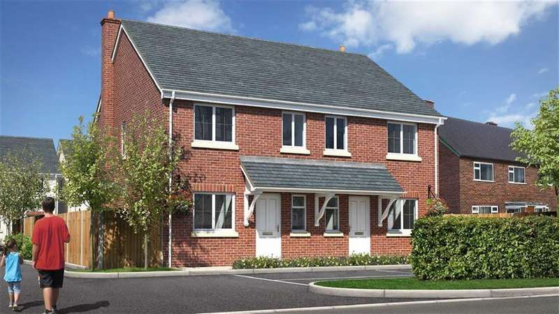 3 Bedrooms Semi Detached House for sale in 3, The Old Dairy, Copthorne, SY3