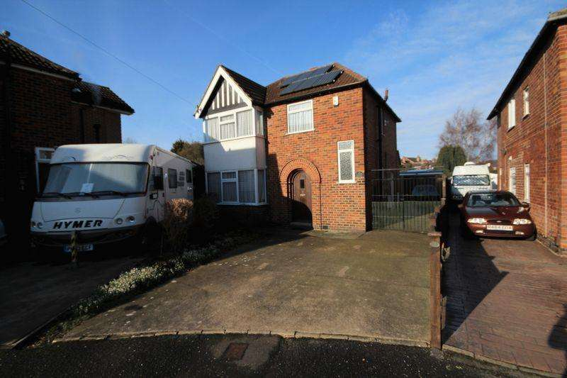 4 Bedrooms Detached House for rent in LODGE WAY, MICKLEOVER, DERBY