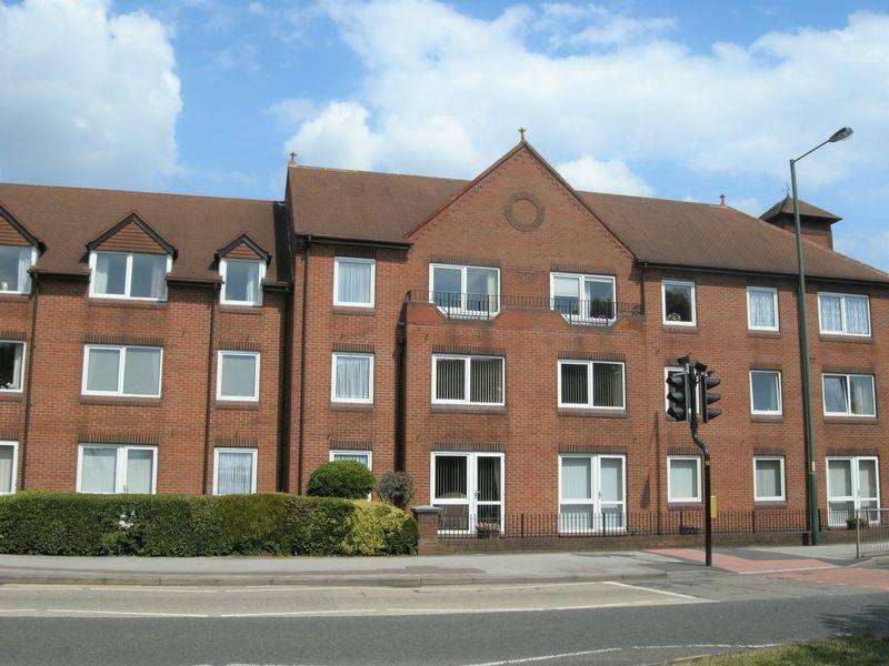 1 Bedroom Apartment Flat for sale in Homebell House, Aldridge