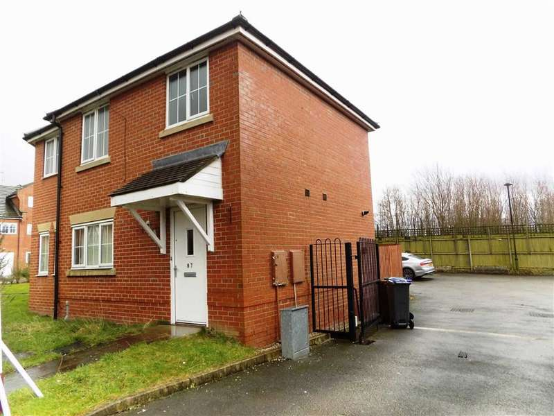 2 Bedrooms Semi Detached House for sale in Rawsthorne Avenue, Gorton, Manchester