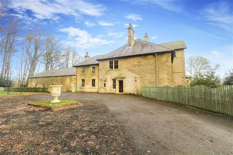 11 Bedrooms Detached House for sale in West Grange Estate, Morpeth, Northumberland