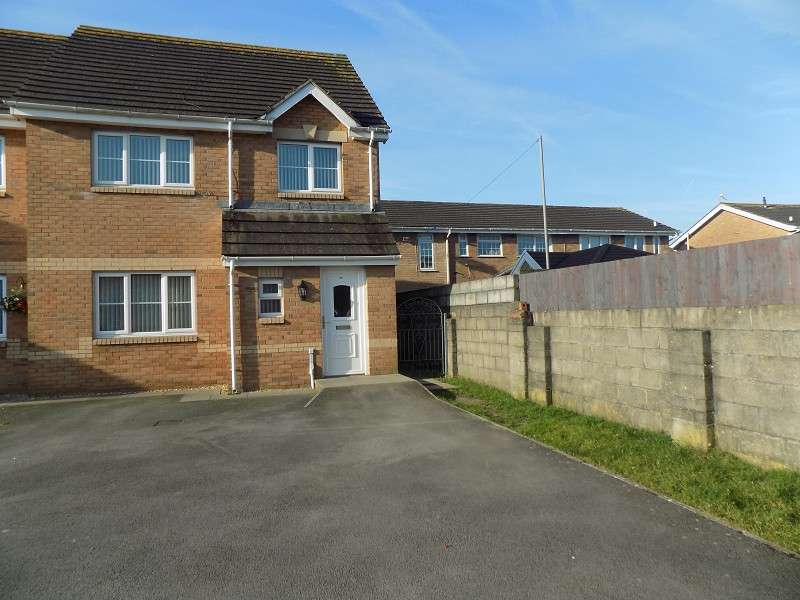 3 Bedrooms Semi Detached House for sale in Windsor Village , Port Talbot, Neath Port Talbot. SA12 7EY