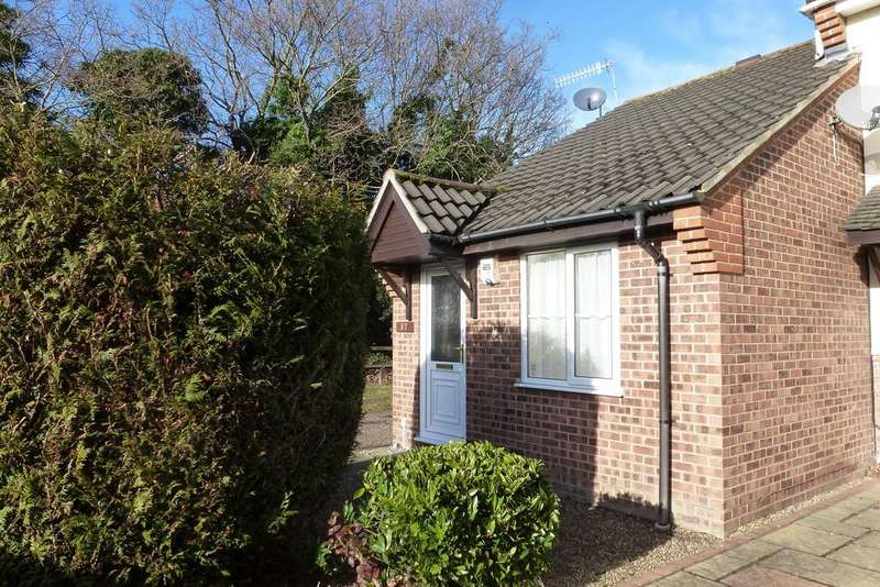 1 Bedroom Semi Detached Bungalow for sale in North Walsham