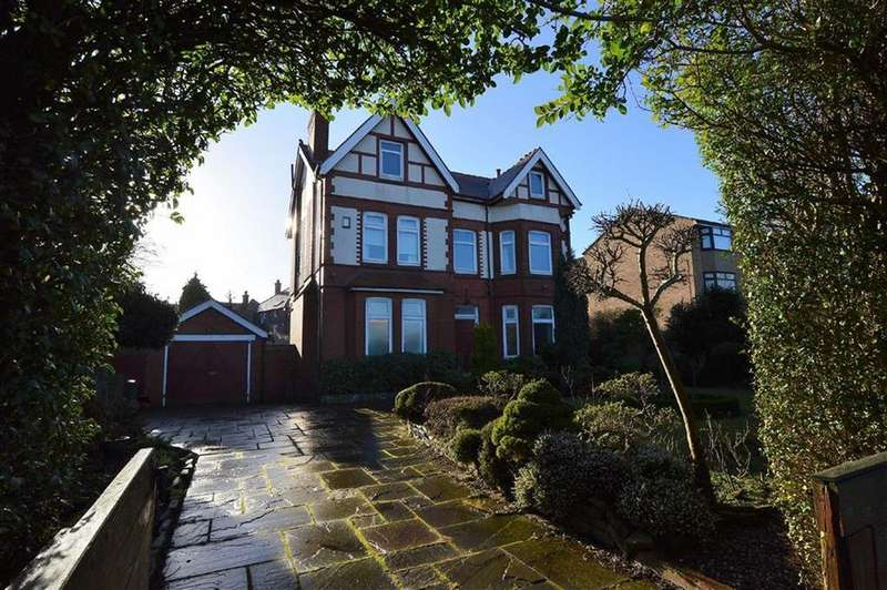 7 Bedrooms Detached House for sale in Ashburton Road, Claughton, CH43