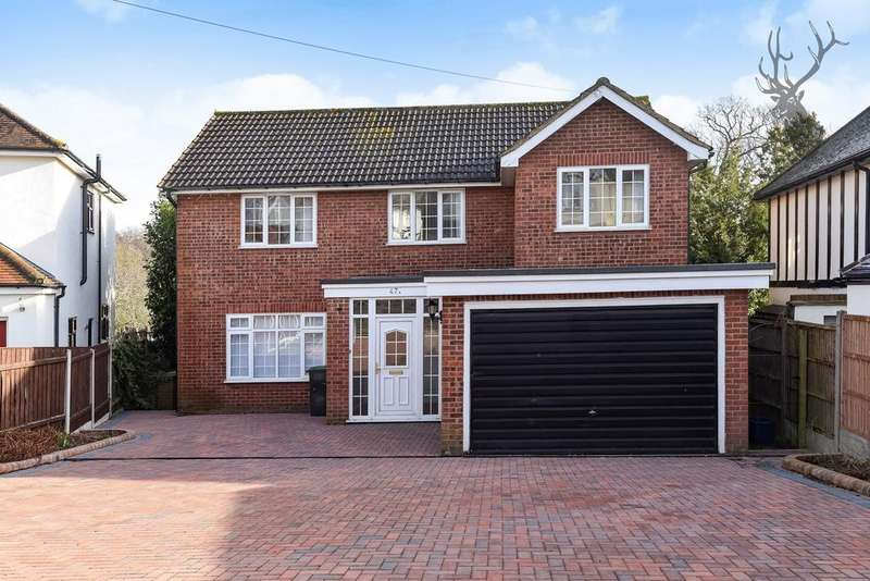 5 Bedrooms House for sale in Theydon Park Road, Theydon Bois, CM16