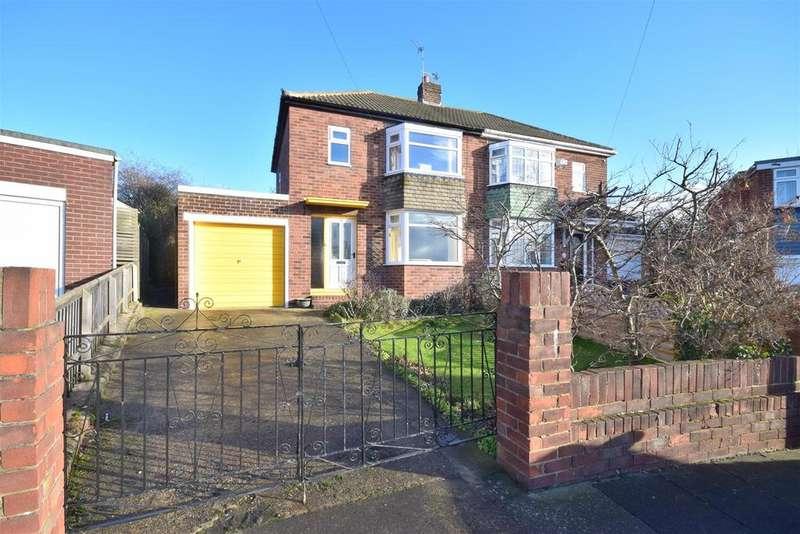 3 Bedrooms Semi Detached House for sale in North Hall Road, Grindon, Sunderland