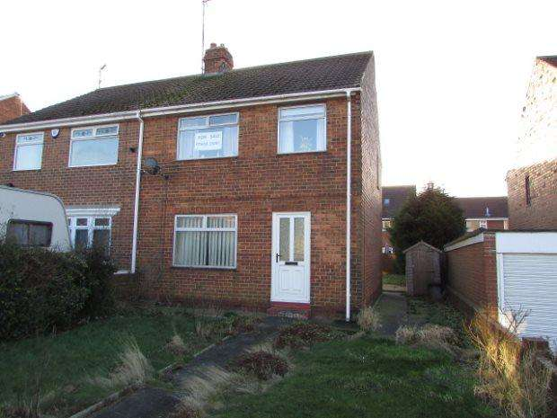 3 Bedrooms Terraced House for sale in WILLOW ROAD, SPENNYMOOR, SPENNYMOOR DISTRICT
