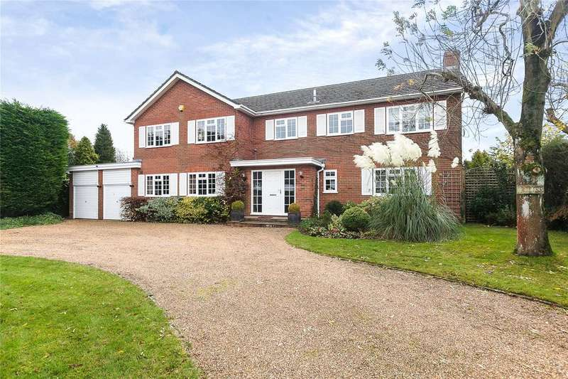 6 Bedrooms Detached House for sale in Ballinger Road, South Heath, Great Missenden, Buckinghamshire, HP16