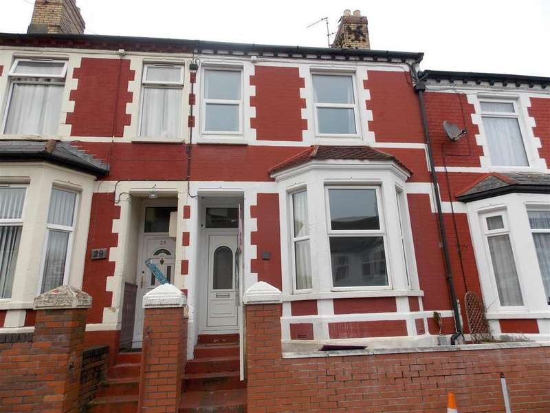 3 Bedrooms Terraced House for sale in Andrew Road, Cogan, Penarth