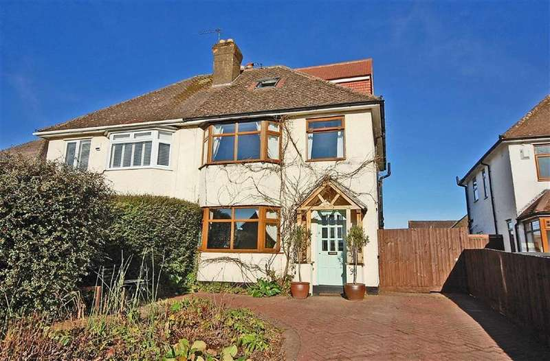 4 Bedrooms Semi Detached House for sale in Station Road, Bishops Cleeve, Cheltenham, GL52