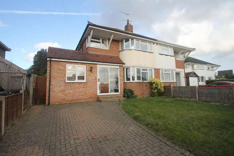 3 Bedrooms Semi Detached House for sale in The Grove, Bearsted, Maidstone