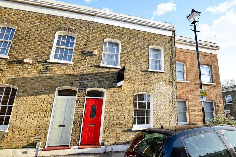 3 Bedrooms Terraced House for sale in Cranbrook Road, Deptford