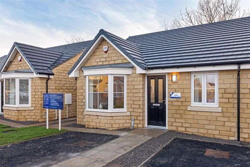 2 Bedrooms Semi Detached Bungalow for sale in Scholars Park, Off Bourne Avenue, Darlington