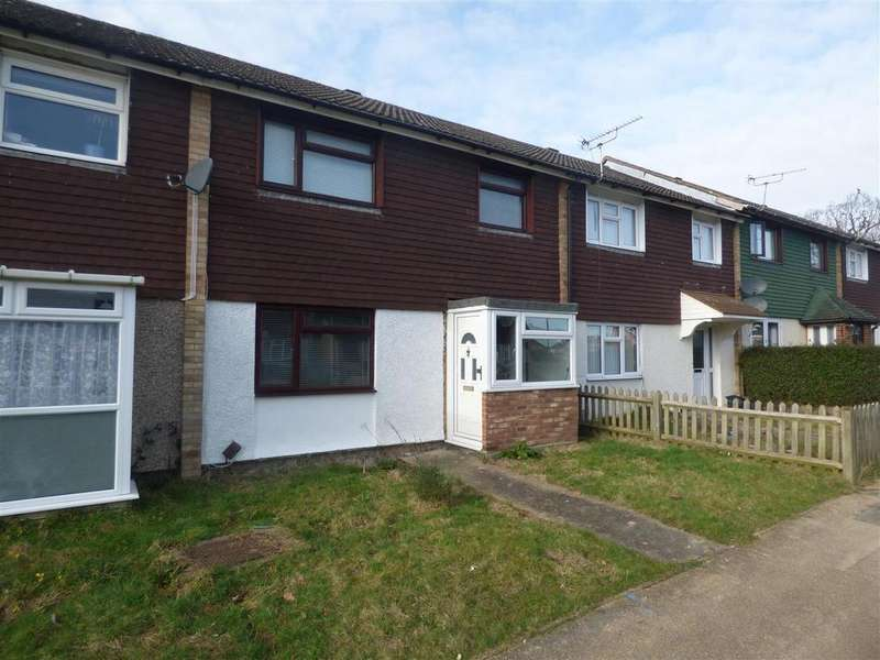 3 Bedrooms Terraced House for sale in Leaveland Close, Ashford