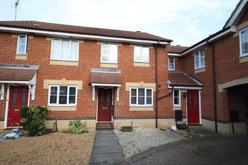 2 Bedrooms Terraced House for sale in Clover End, Witchford