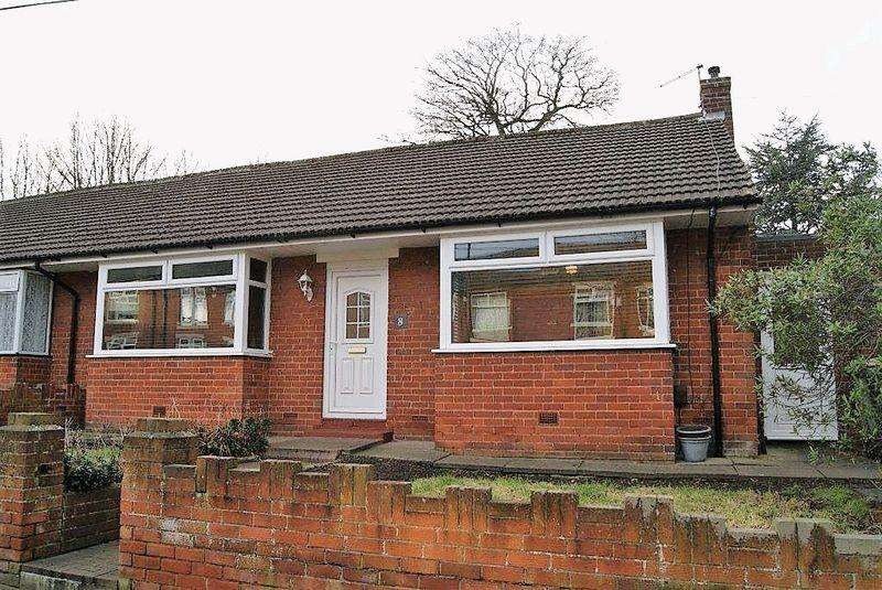 2 Bedrooms Semi Detached Bungalow for sale in Errington Terrace, Forest Hall