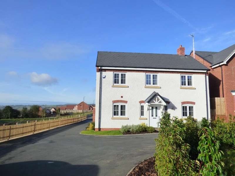 4 Bedrooms Detached House for sale in Lodge Farm Chase, Ashbourne
