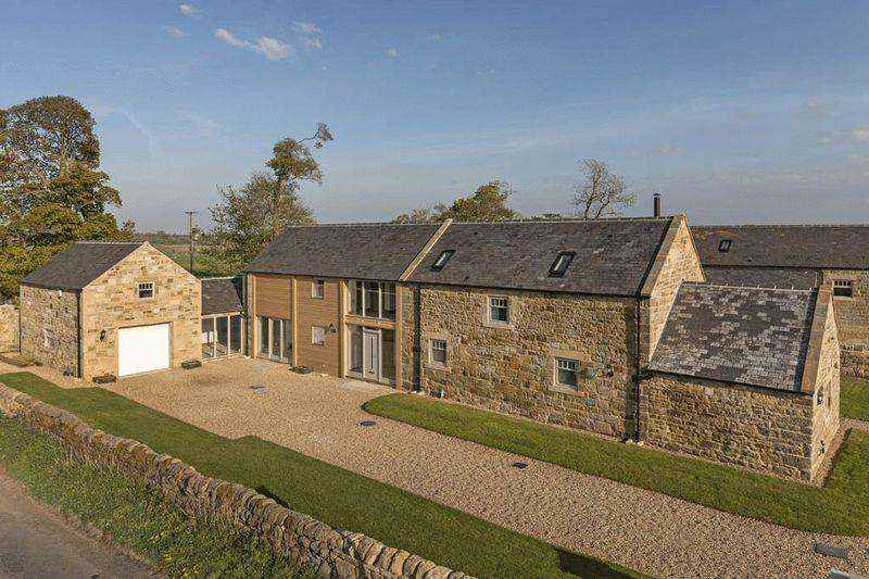 5 Bedrooms Detached House for sale in The Hay Barn, West Fenwick, Stamfordham, Nr Ponteland, Newcastle upon Tyne
