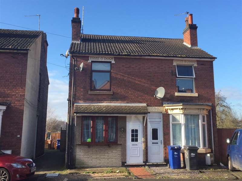 3 Bedrooms End Of Terrace House for sale in Anglesey Road, Burton-On-Trent