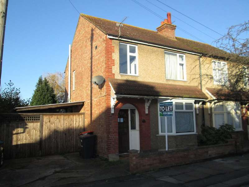 4 Bedrooms Semi Detached House for rent in Abbey Road, Bedford MK41