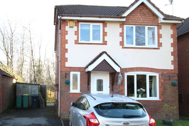 3 Bedrooms Semi Detached House for sale in Leesands Close, Fulwood, Preston, PR2