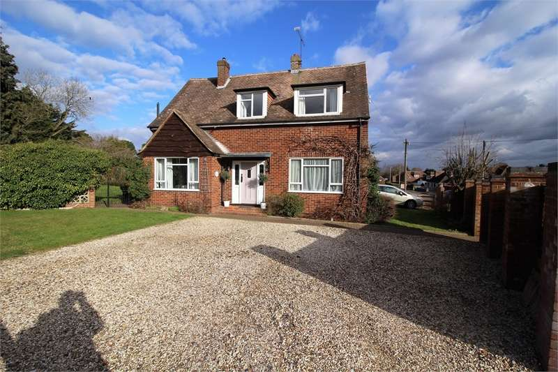 4 Bedrooms Detached House for sale in Orchard Close, Tilehurst, READING, Berkshire
