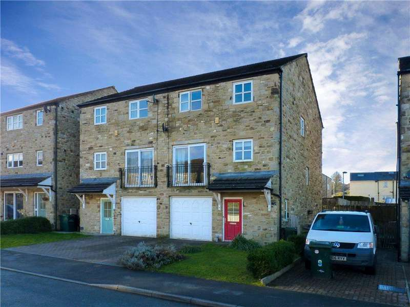 4 Bedrooms Semi Detached House for sale in Pepper Hill Lea, Keighley, West Yorkshire